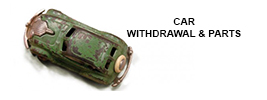 Car Withdrawal & Auto Parts