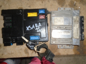 CITROEN XSARA II SET IMMOBILIZER